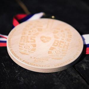 Medaila 1. ročník Memoriál Jána Svočáka