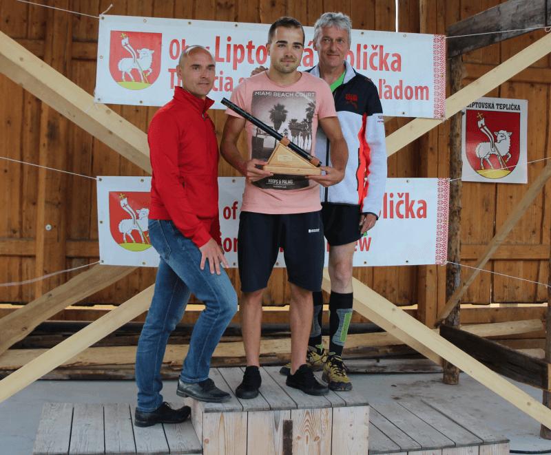 Mgr. Slavomír Kopáč, Martin Svočák, Ing. Peter Hritz