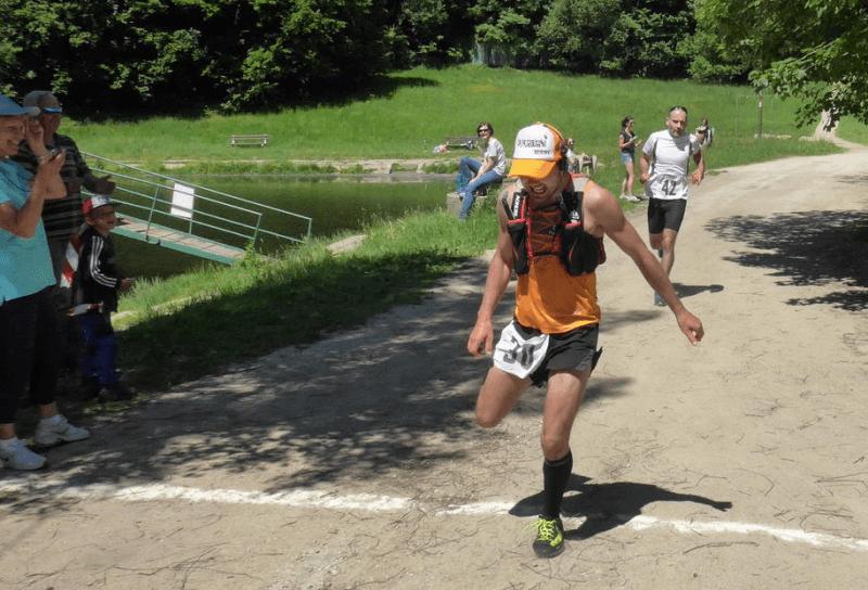 Malokarpatský Cross Marathon - Martin Svočák