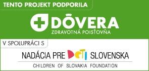 ALS BEH - Dovera - Nadacia pre deti Slovenska