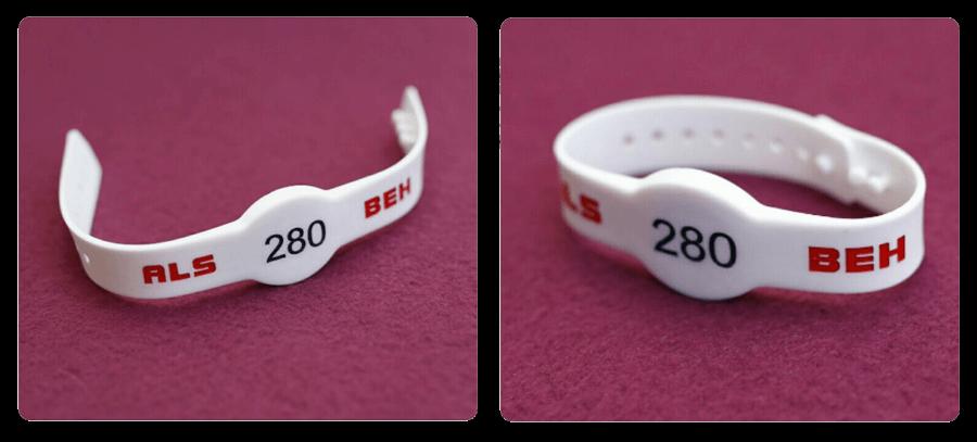 RFID cipy - naramky