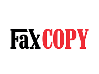 Fax Copy Logo