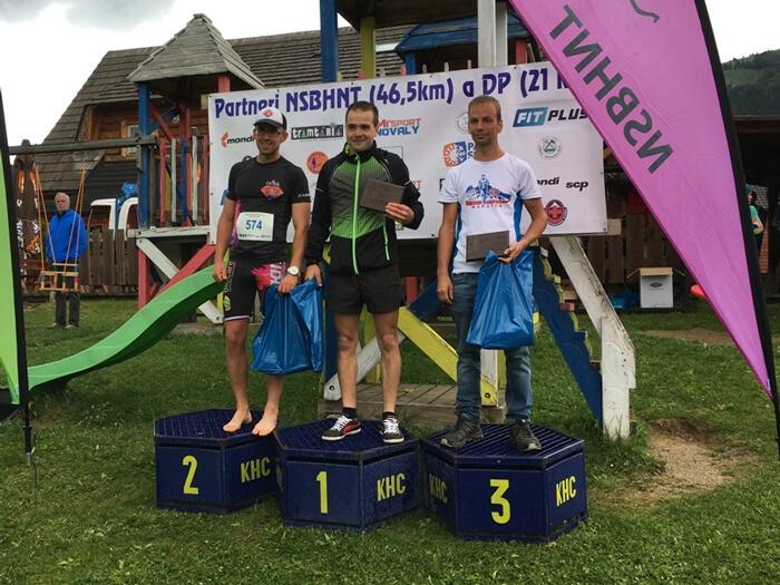 Donovalský polmaratón 2018