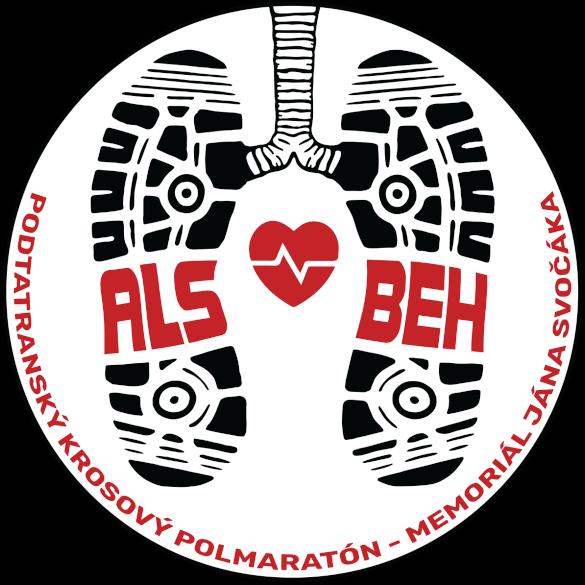 ALS BEH - memorial Jana Svocaka - Podtatransky krosovy polmaraton