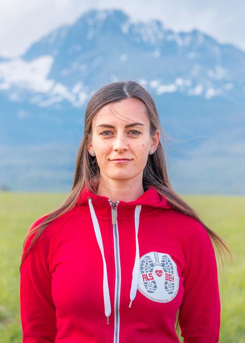 Martina Dindofferová - ALS BEH